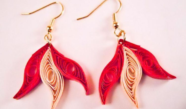 paper-quilling-earring